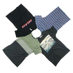 Mens Size Small Crewneck T-Shirt Bundle